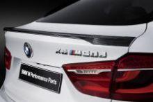 Спойлер Performance на BMW X6 F16